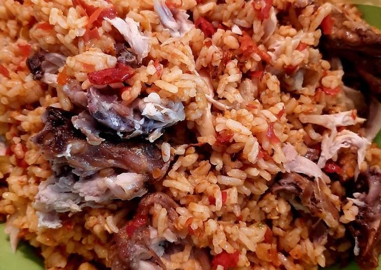 Nasi Goreng Ayam Suir