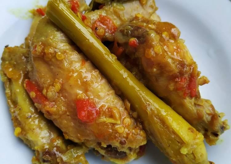 Ayam Rica Sederhana