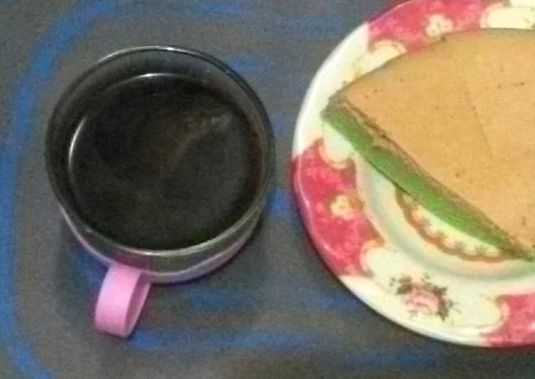 Hot chocolate kayumanis