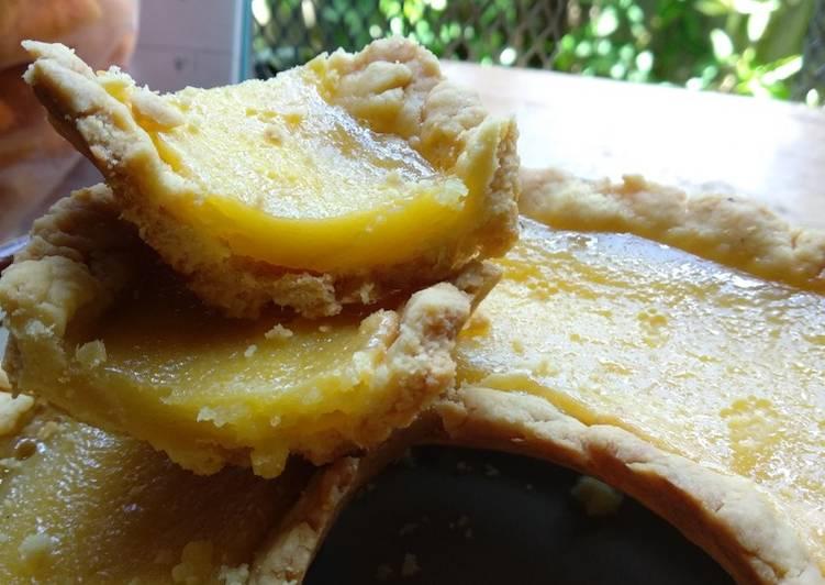Pie susu baking pan