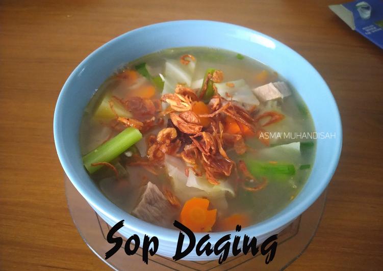 Resep Sop Daging Betawi Pekaninspirasi Anti Gagal Resep Sop Dan Soto Yang Populer