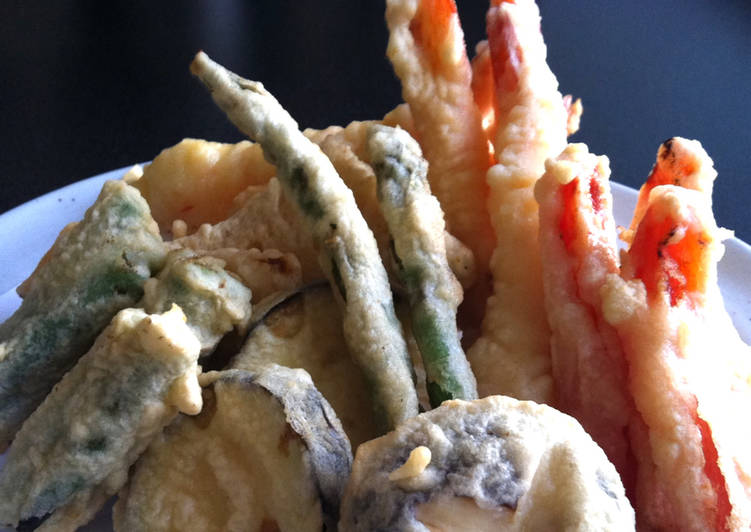 Step-by-Step Guide to Prepare Ultimate Home-Style Tempura