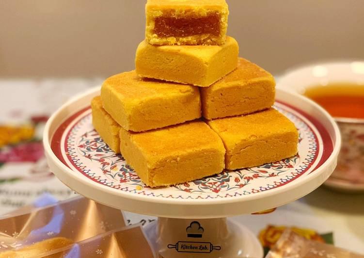 16 Bahan Memasak Taiwanese Pineapple Cake Nastar Taiwan Yang Cepat Cookandrecipe Com