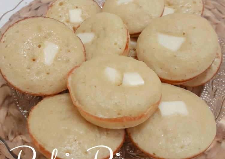Pukis Pisang - cookandrecipe.com