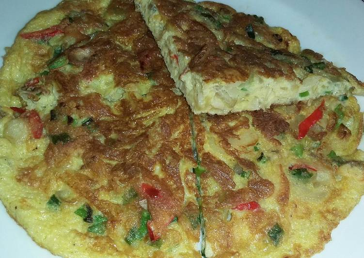 Resep telur dadar kesukaan suami Terenak