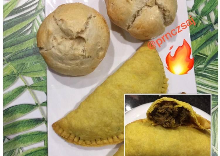 Steps to Prepare Favorite Jamaican Beef Patties