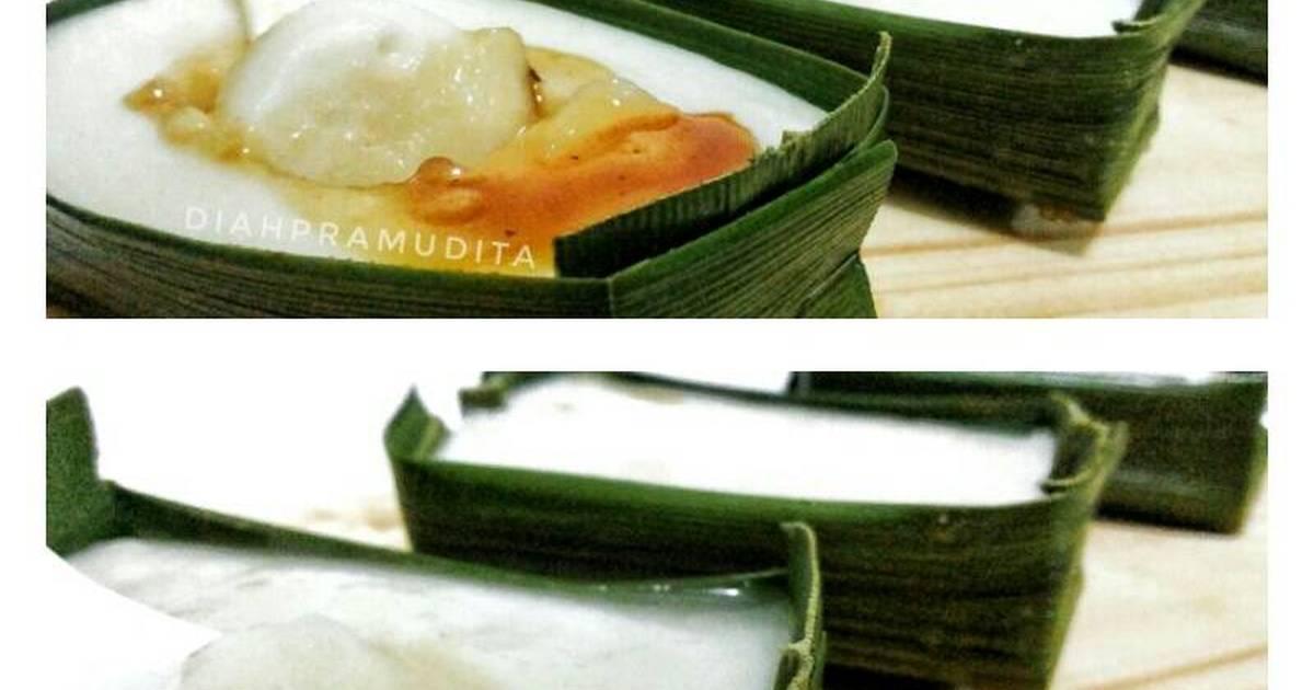 Resep Kue Tetu Kue Perahu Gula Merah Dan Gula Pasir Khas Kota Palu Oleh Diah Pramudita Cookpad
