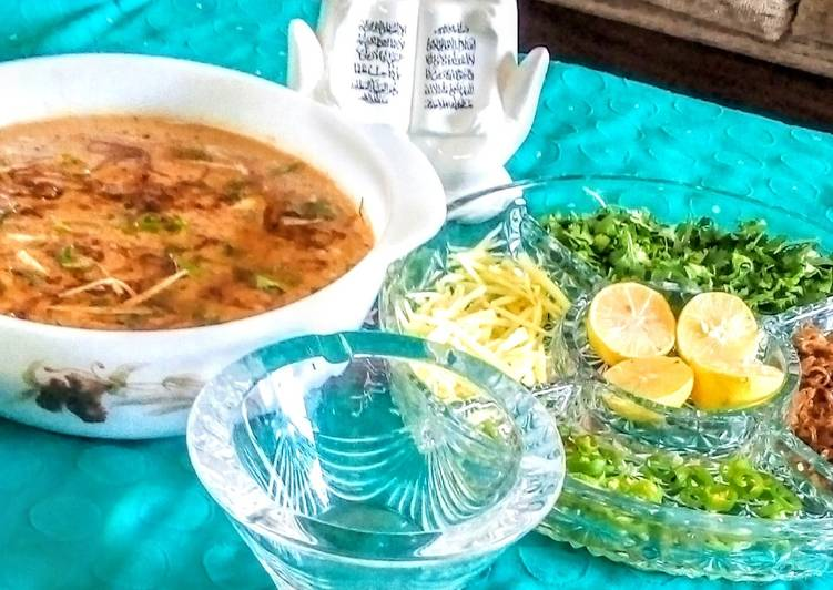 Step-by-Step Guide to Prepare Award-winning Chicken Daleem(Haleem)