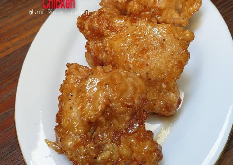 Ayam Goreng Korea/ Korean Butter Honey Chicken