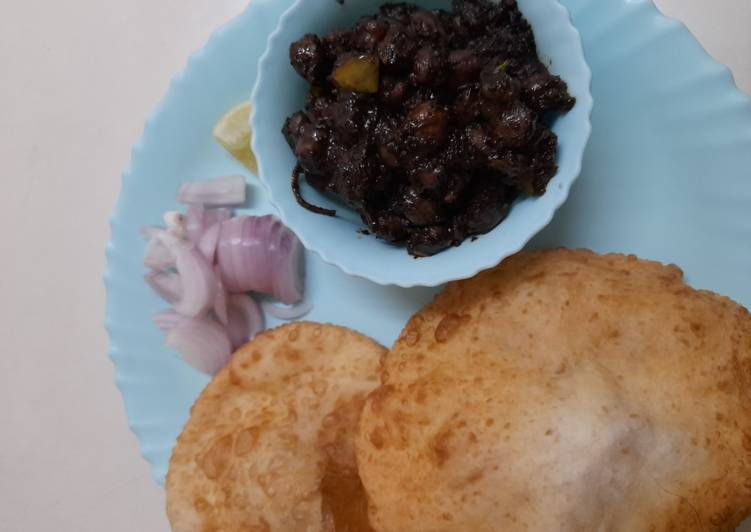 Pindi chole bhatura - Laurie G Edwards