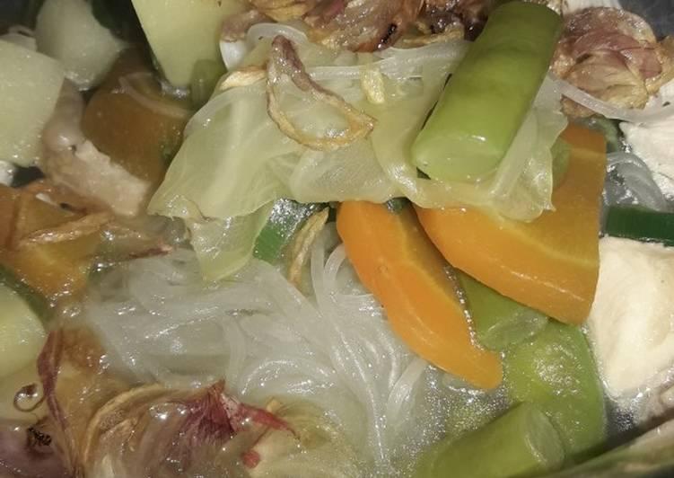 Langkah Mudah untuk Menyiapkan Sup Ayam Anti Gagal
