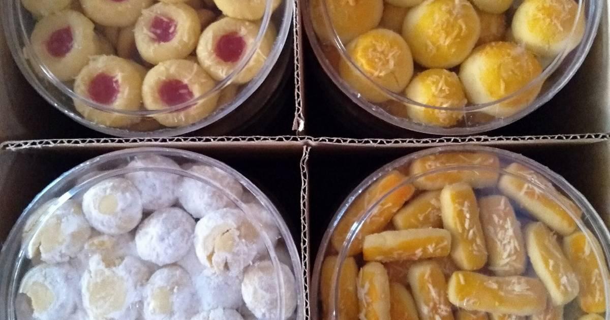 Resep Kue Kering Lebaran Oleh Anggi Sentani Cookpad