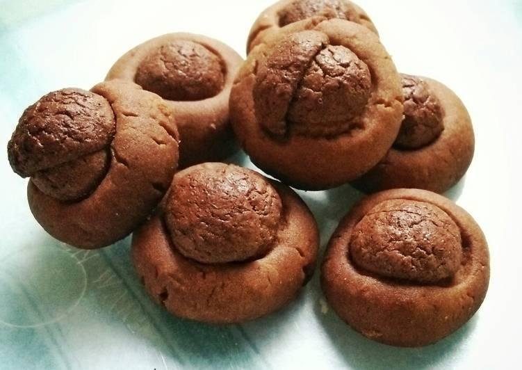 Resep Choco Crunch Cookies Chocolatos Oleh Nefrinalda Natalia Susila Utami Cookpad