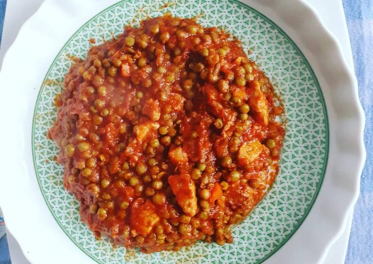 Recipe: Appetizing Spezzatino per polenta..😋😋