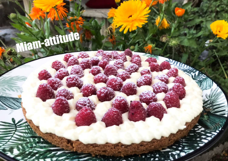 Recipe: Tasty Le fond de tarte qui sublime vos créations !
