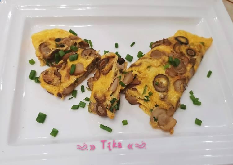 Resep Masakan 34 Omelet Jamur Istimewa Untuk Keluarga Resep Masakan Nasi Goreng Kecap Soto Opor Ayam