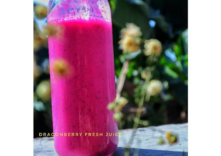 DragonBerry Fresh Juice