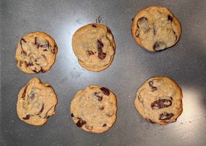 Recipe of Favorite Chocolate chip cookies