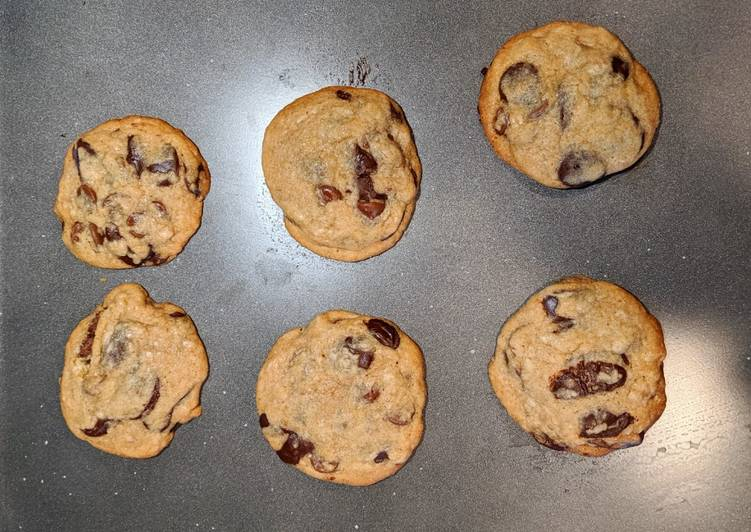 Simple Way to Prepare Perfect Chocolate chip cookies