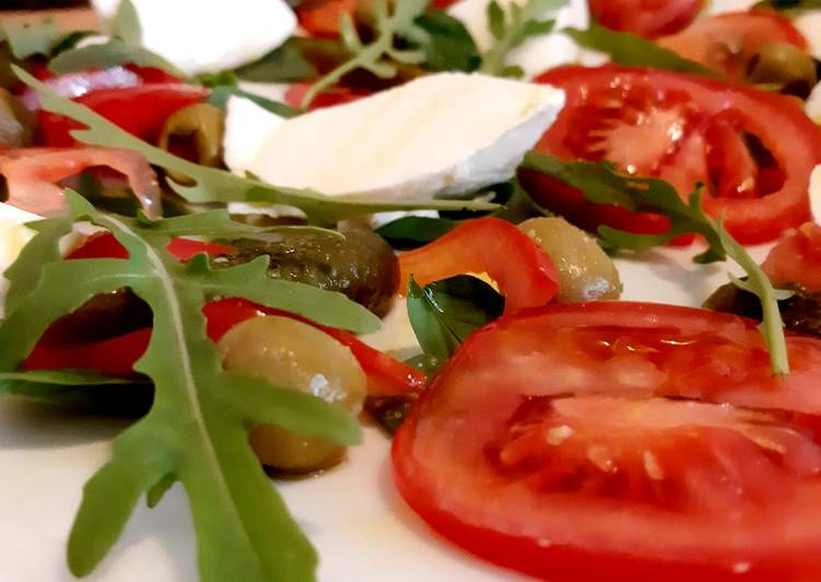 Steps to Make Perfect Simple Salad