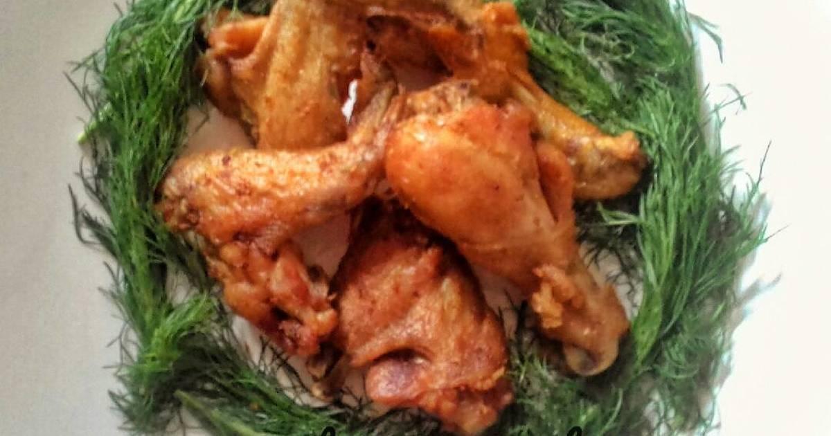 17 Resep Ayam Goreng Bawang Putih Terasi Cabe Enak Dan Sederhana Ala Rumahan Cookpad