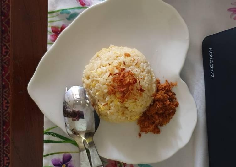 Resep Nasi Goreng super simple Top
