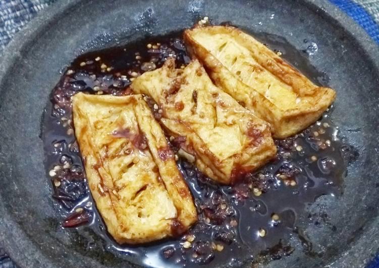 Sambel Bawang Kecap+Tahu