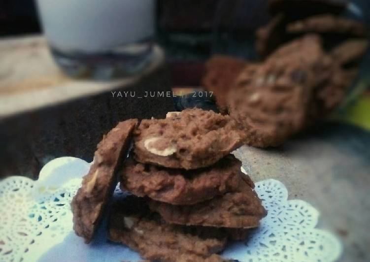 Oatmeal almond cookies 🍪
