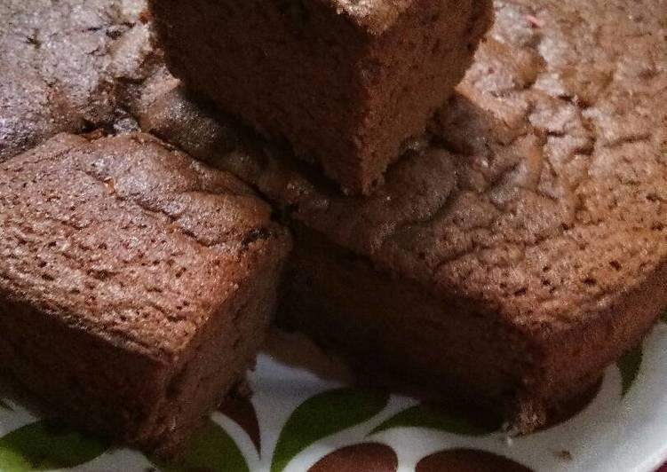 Resep Bolu coklat sederhana oleh Sarnita - Cookpad