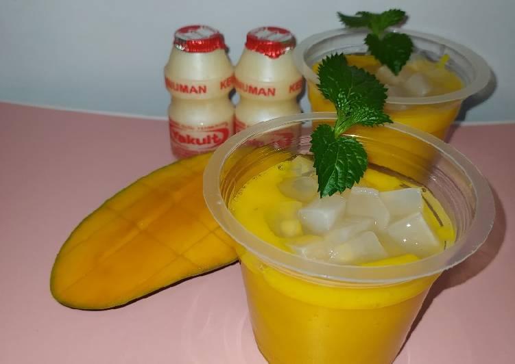 Mango Yakult Nata de Coco