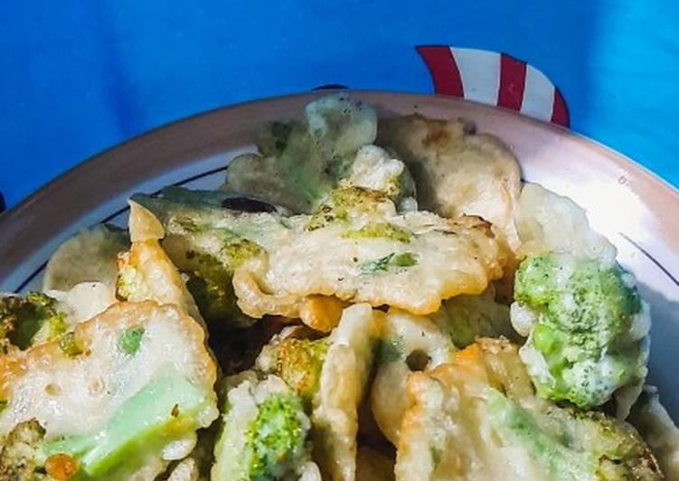 Bakwan brokoli