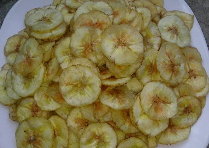 Kripik pisang paling gampang