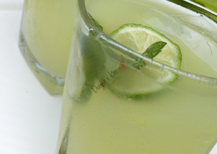 Cucumber Mocktail
