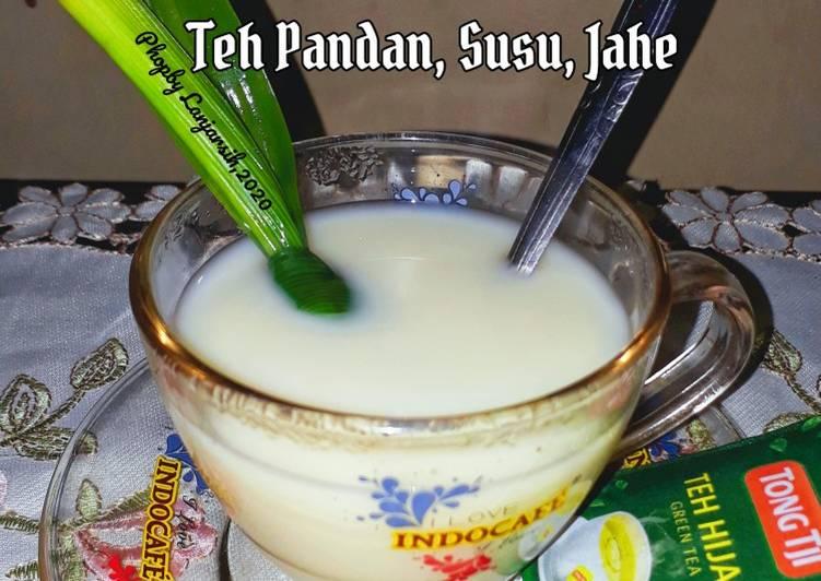 teh-pandan-susu-jahe