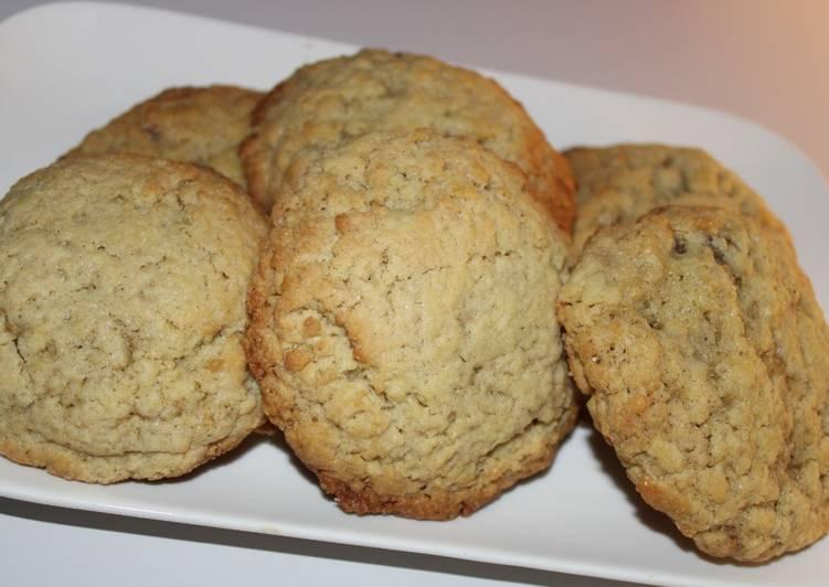 Recette: Délicieux Cookies gourmands fourrés au Nutella