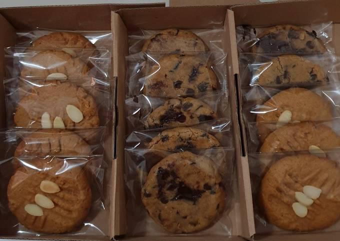 Peanut Butter Soft Cookies