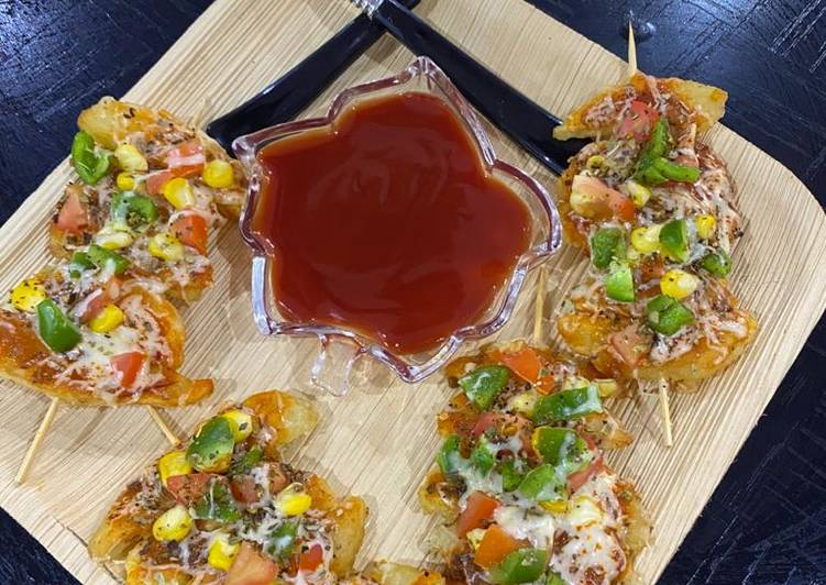 Absolutely Ultimate Dinner Ideas Refreshing Potato pizza