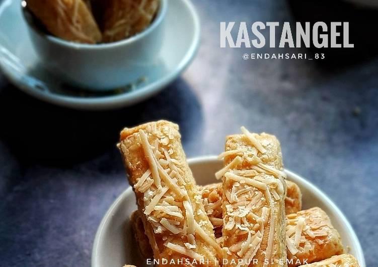 Kastengel Ekonomis Eggless - cookandrecipe.com