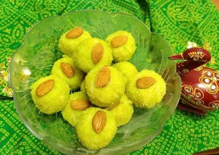 The Foods You Pick To Feed On Will Certainly Effect Your Health Nariyal laddoo