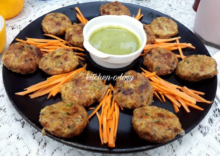 Tikka Resha Kebabs