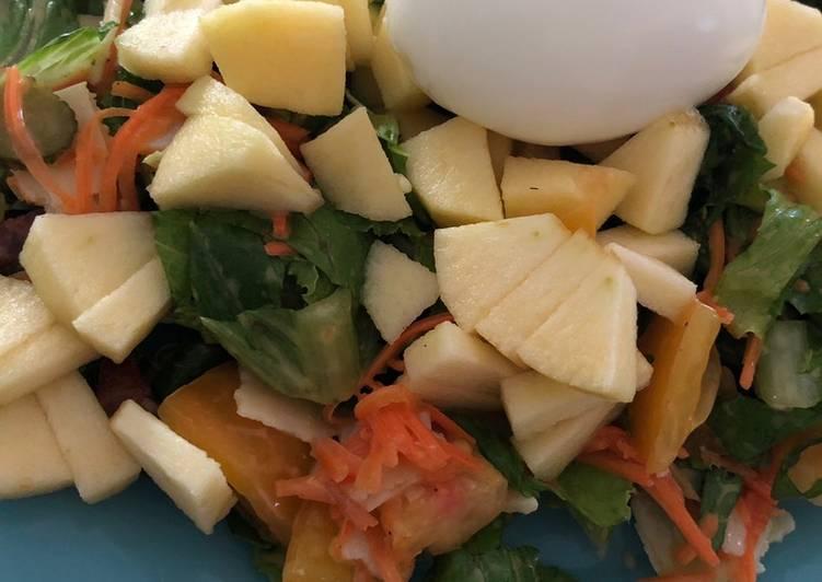 Recipe: Delicious Salade fraîcheur