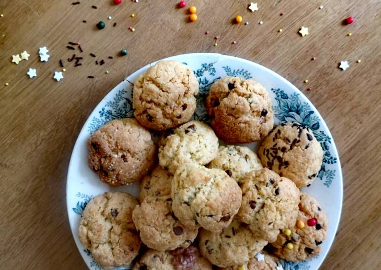 Recette De Cookies 🍪