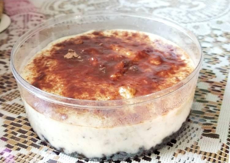 Dessert Oreo milo