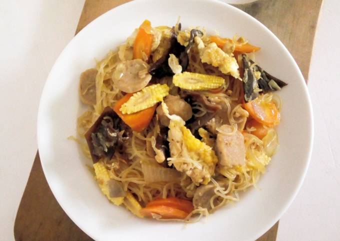 Bihun Tumis Catering #Recook_shelly