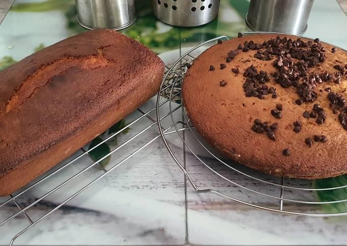 -Gâteau au yaourt-