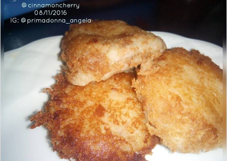 Potato Tuna Patties