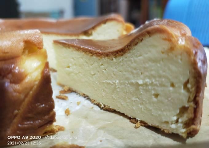 Burnt Cheesecakes