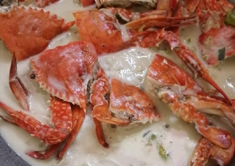 Creamy Crab