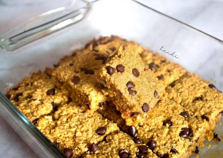 Cara Gampang Menyiapkan Pumpkin Oat Cookies yang Sempurna