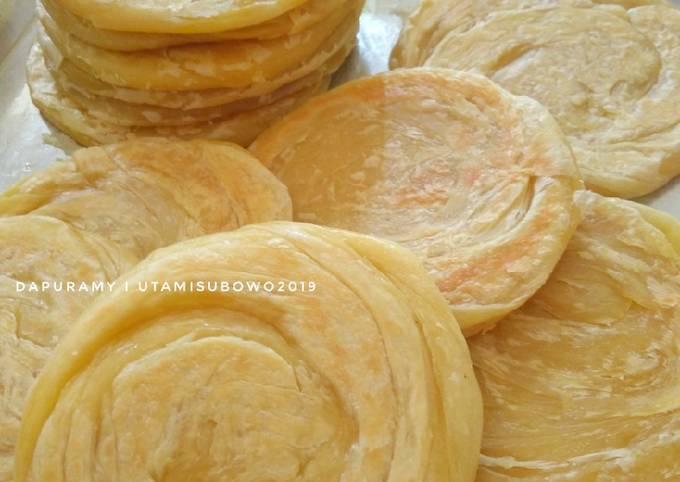 Bagaimana Menyiapkan Roti Cane / Canai / maryam Anti Gagal